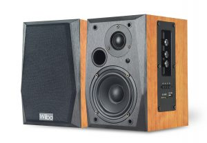altavoces bluetooth estanteria